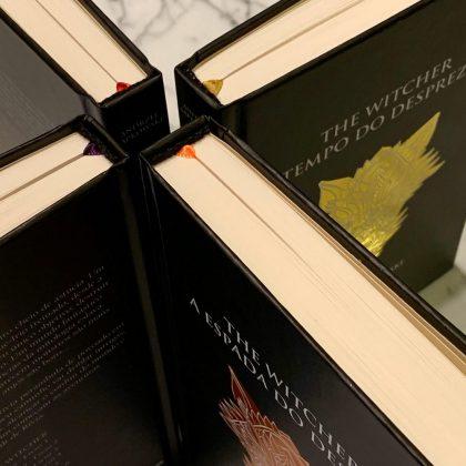 Voa, bruxão! Amazon oferece edições em capa dura de The Witcher com descontos 8