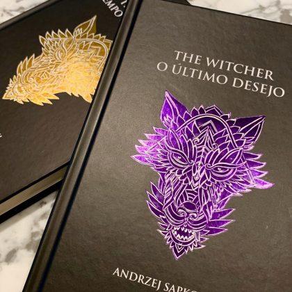 Voa, bruxão! Amazon oferece edições em capa dura de The Witcher com descontos 1