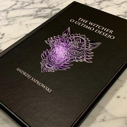 Voa, bruxão! Amazon oferece edições em capa dura de The Witcher com descontos 7
