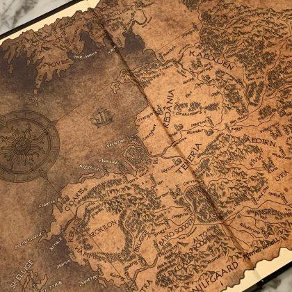 Voa, bruxão! Amazon oferece edições em capa dura de The Witcher com descontos 5