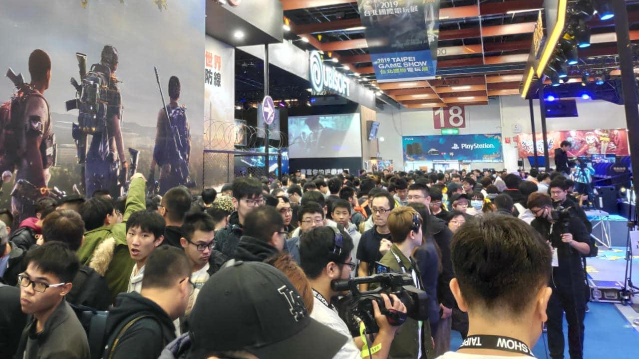 Taipei Game Show 2020 é cancelado por causa do COVID-19