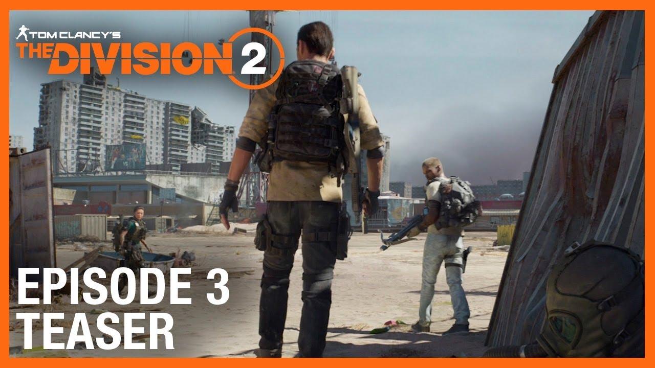 Episódio 3 de The Division 2 adicionará a famosa Coney Island, em New York