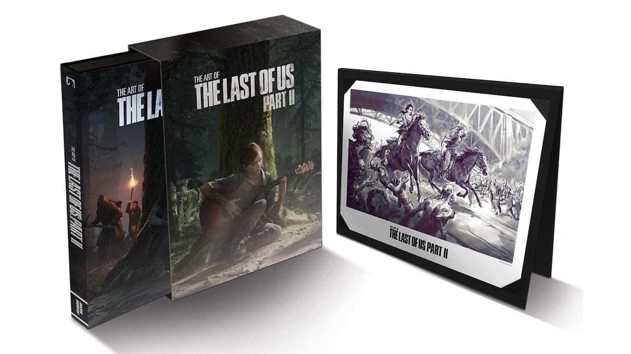 The Last of Us 2 terá livro de arte com 200 páginas