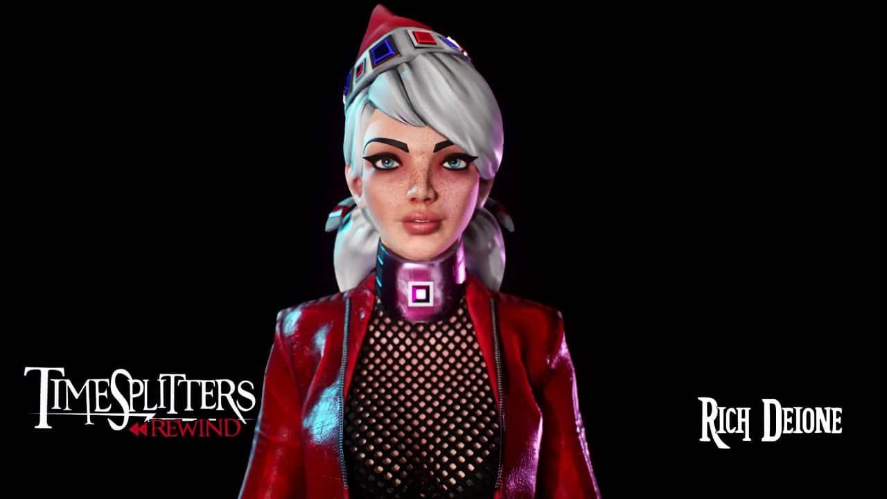 TimeSplitters Rewind segue em desenvolvimento, confirma Cinder