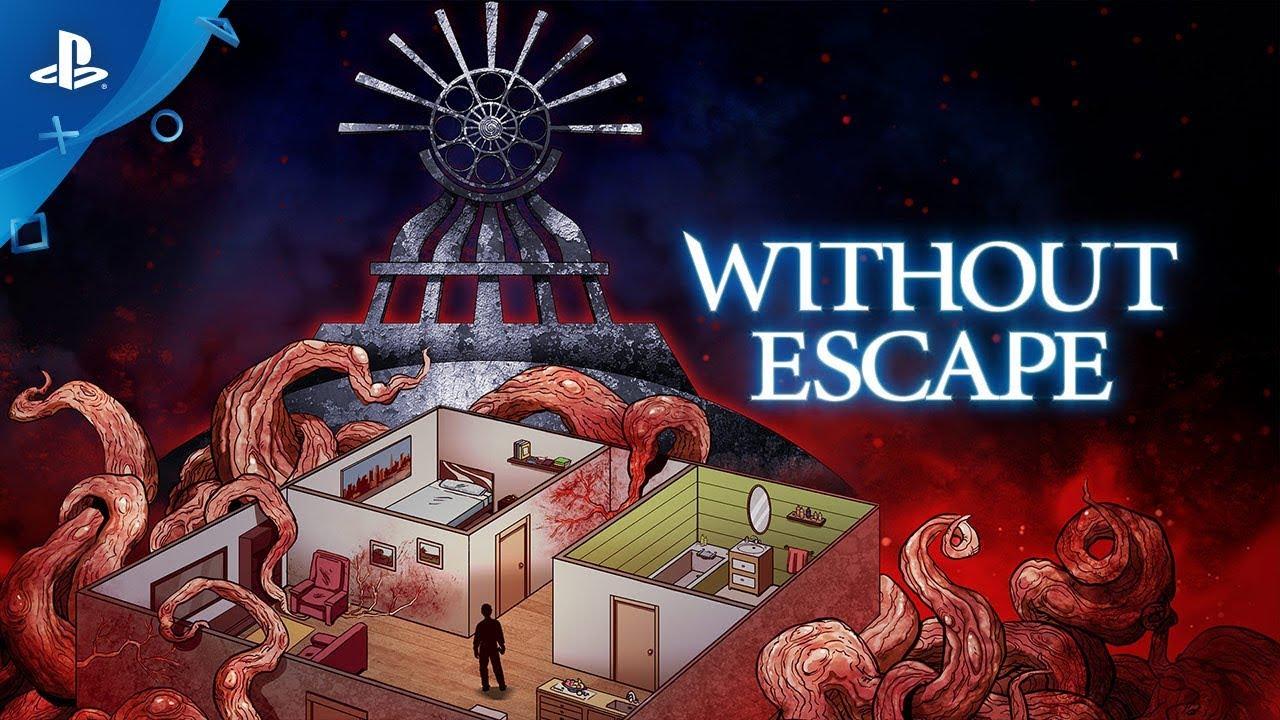 Estratégia e exploração: Without Escape já disponível no PS4