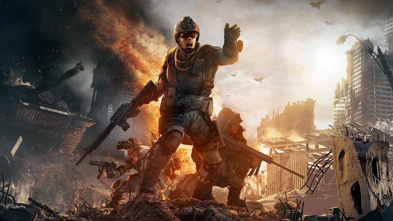 Crytek estuda possibilidade de lançar port de Warface para PS5