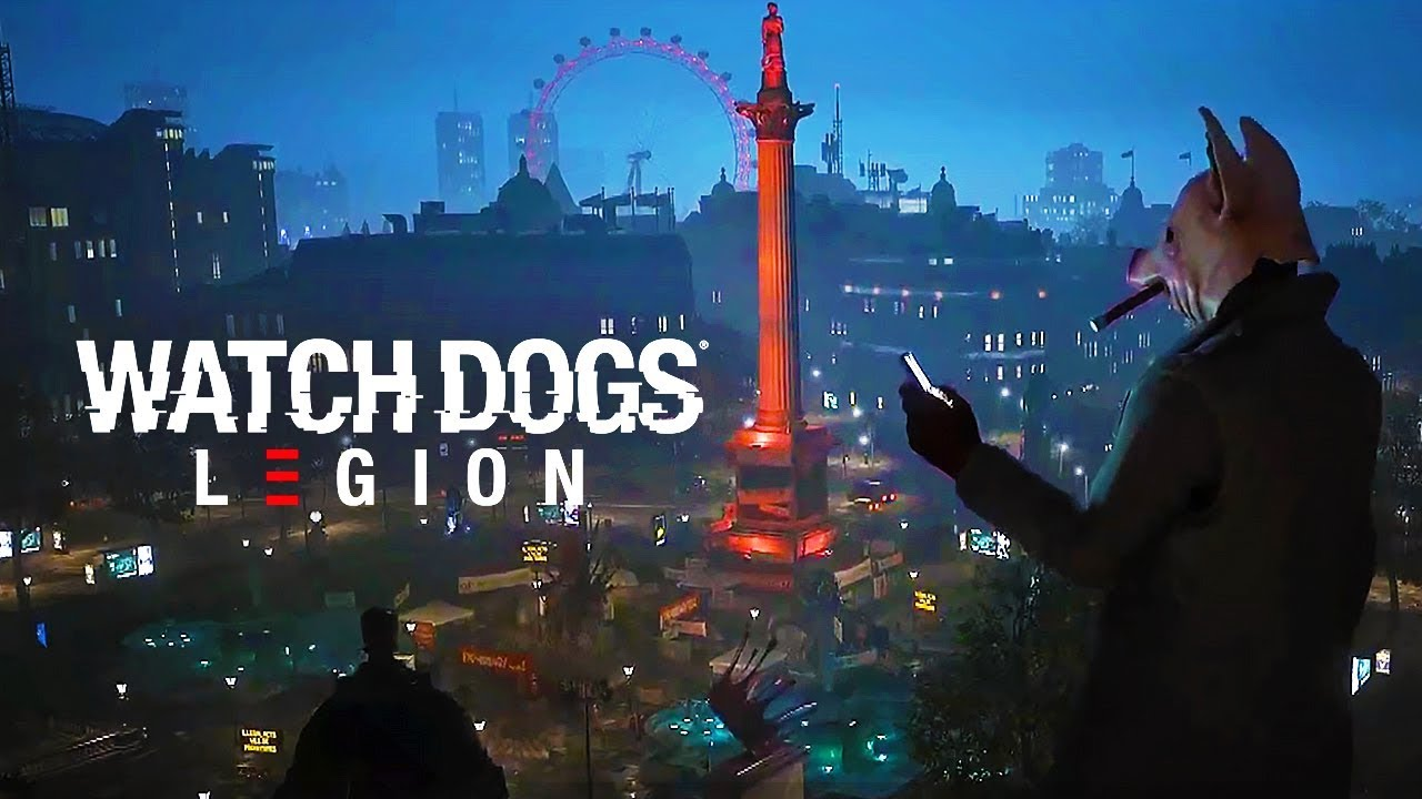 Dev. de Watch Dogs Legion dá entrevista dentro do próprio game