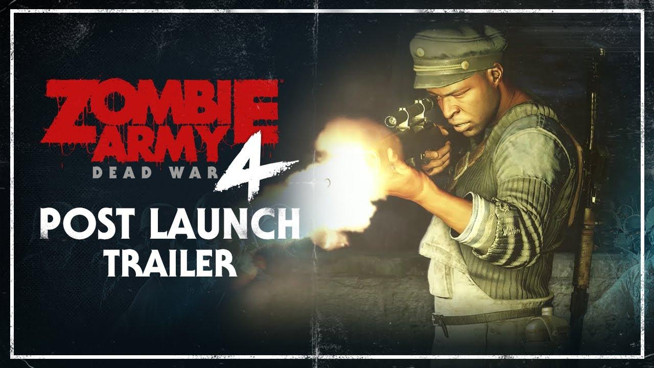 Zombie Army 4: Dead War ganha trailer sobre o DLC