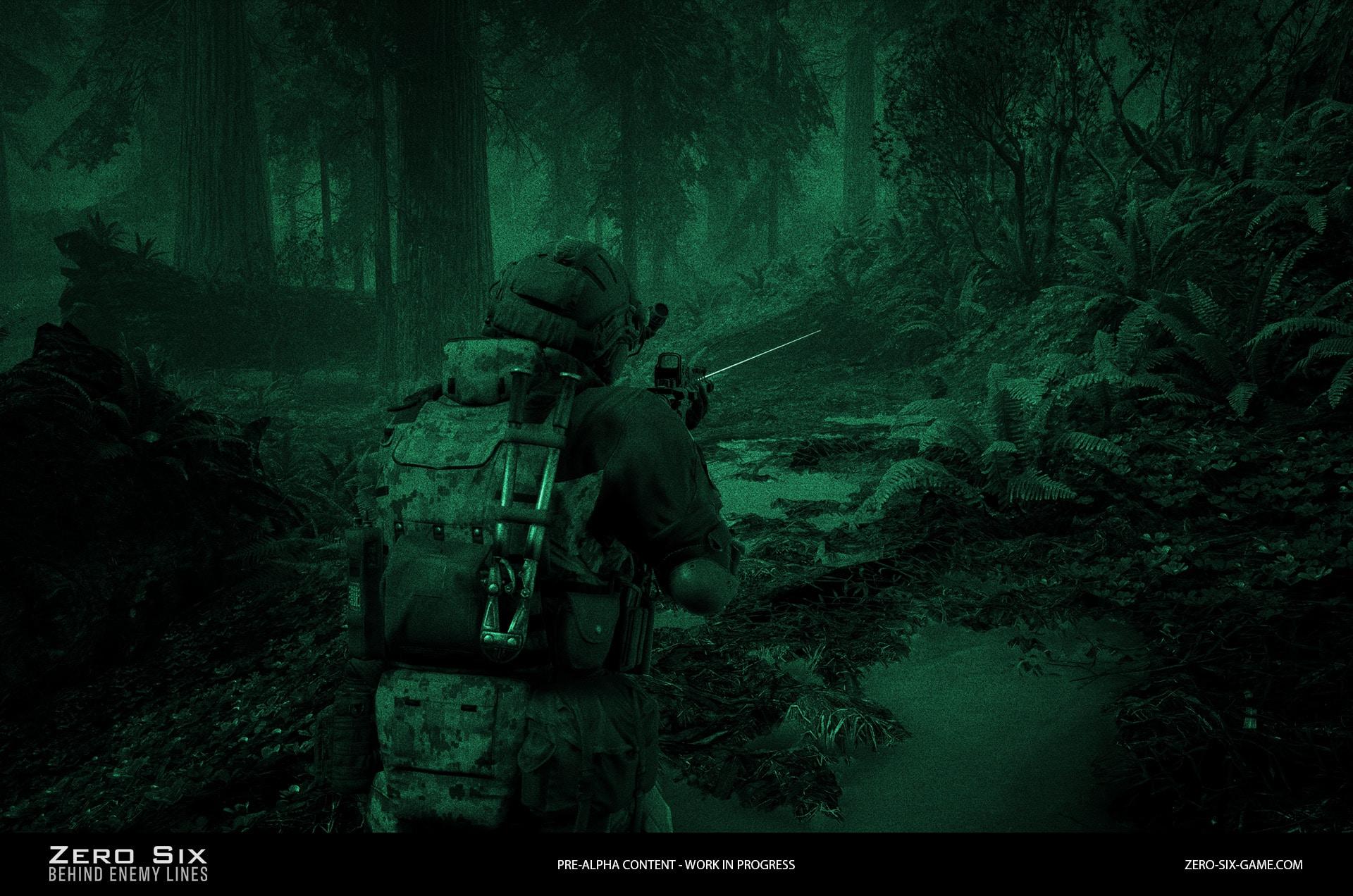 Zero Six: Behind Enemy Lies, inspirado em SOCOM, recebe primeiras imagens