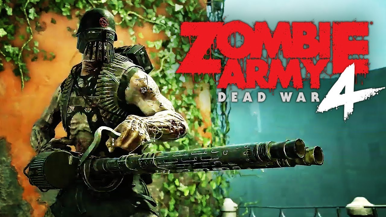Zombie Army 4: Dead War recebe trailer de gameplay insano