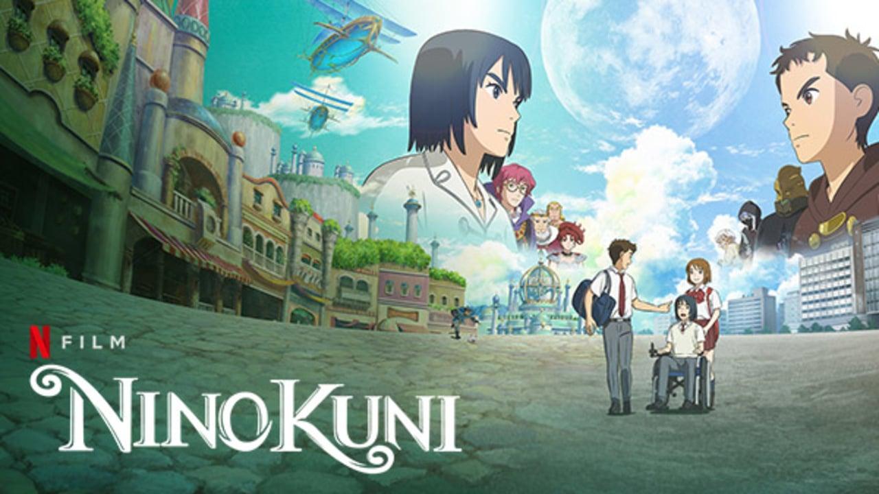 Filme de Ni no Kuni chega em 16 de Janeiro a Netflix
