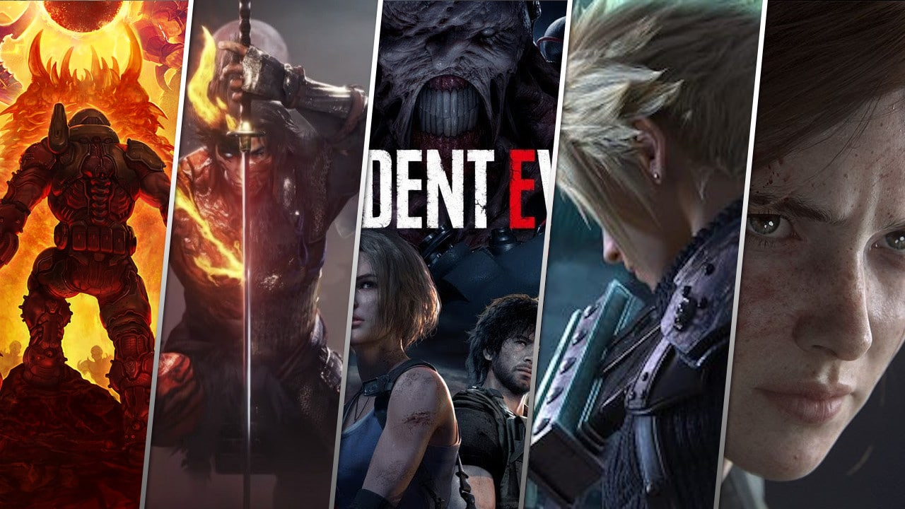 Sony lista os jogos mais esperados do 1º semestre de 2020 para PS4