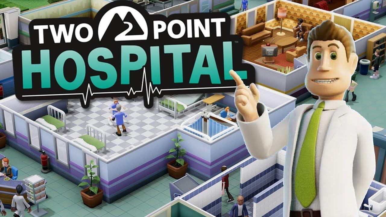 Two Point Hospital ganha trailer com os recursos da versão de consoles