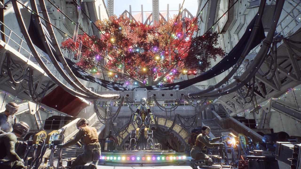 Anthem: decorações natalinas finalmente são removidas