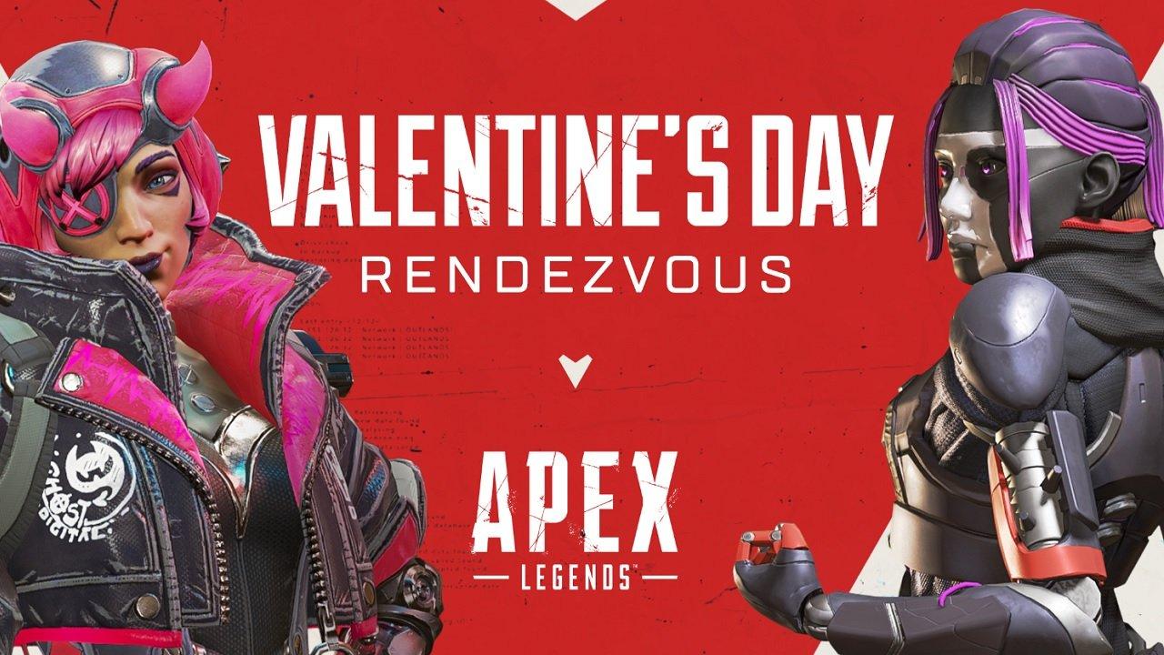 Apex Legends: evento inspirado no dia de São Valentim traz modo em dupla