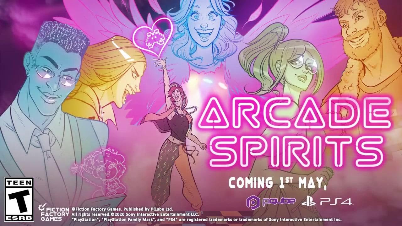 Arcade Spirits terá versões para consoles em maio