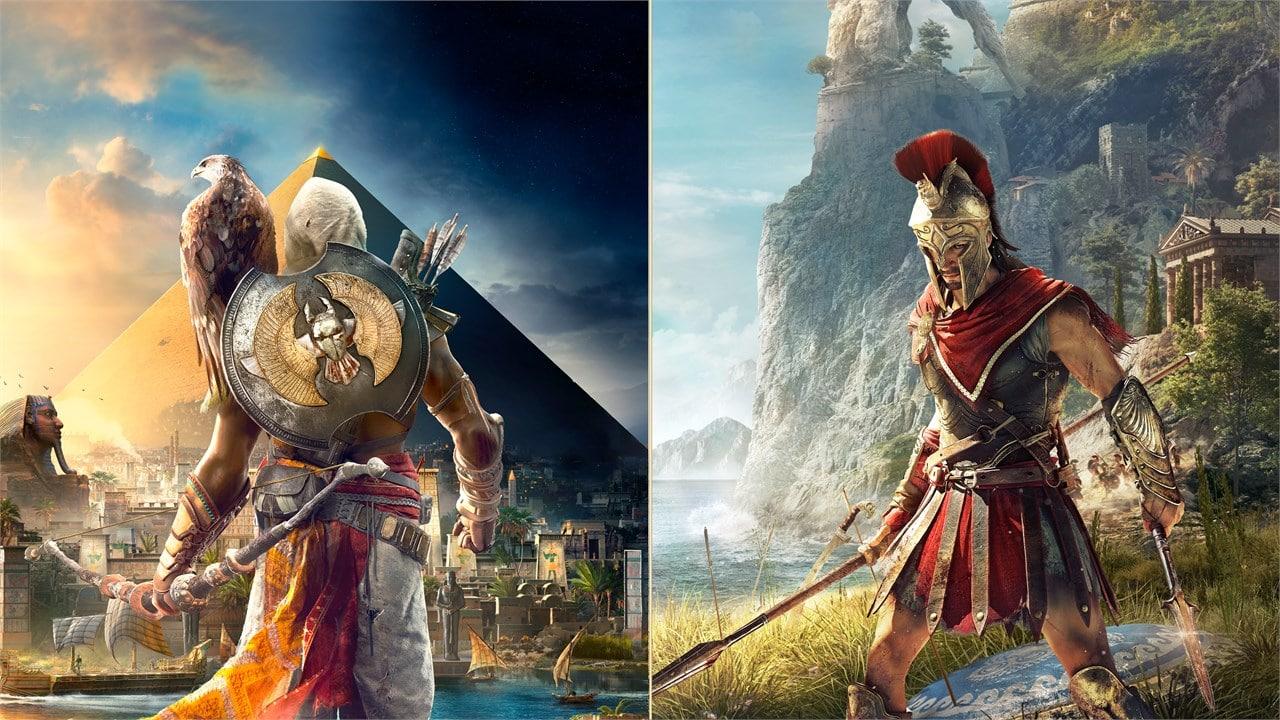 Vendas de Assassin's Creed Odyssey superam em 50% as de Origins
