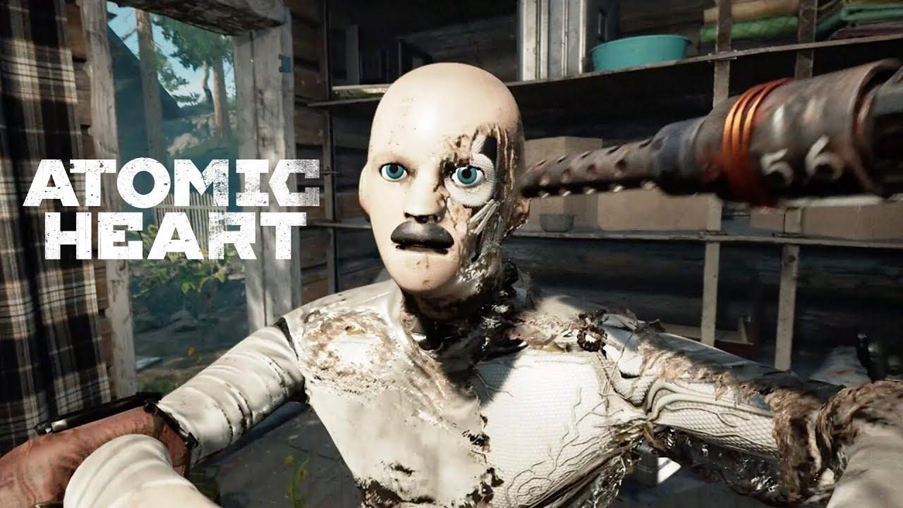 Atomic Heart, jogo inspirado em BioShock, ganha novo trailer