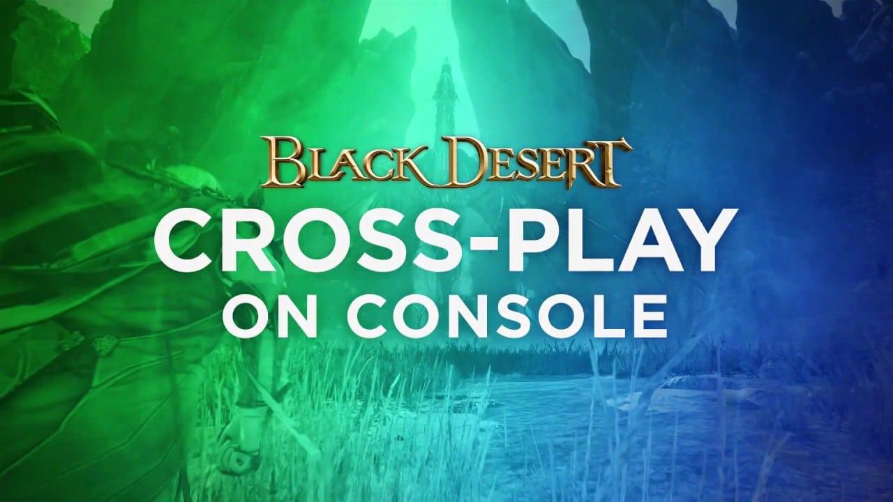 Black Desert ganhará crossplay para PS4 e Xbox One