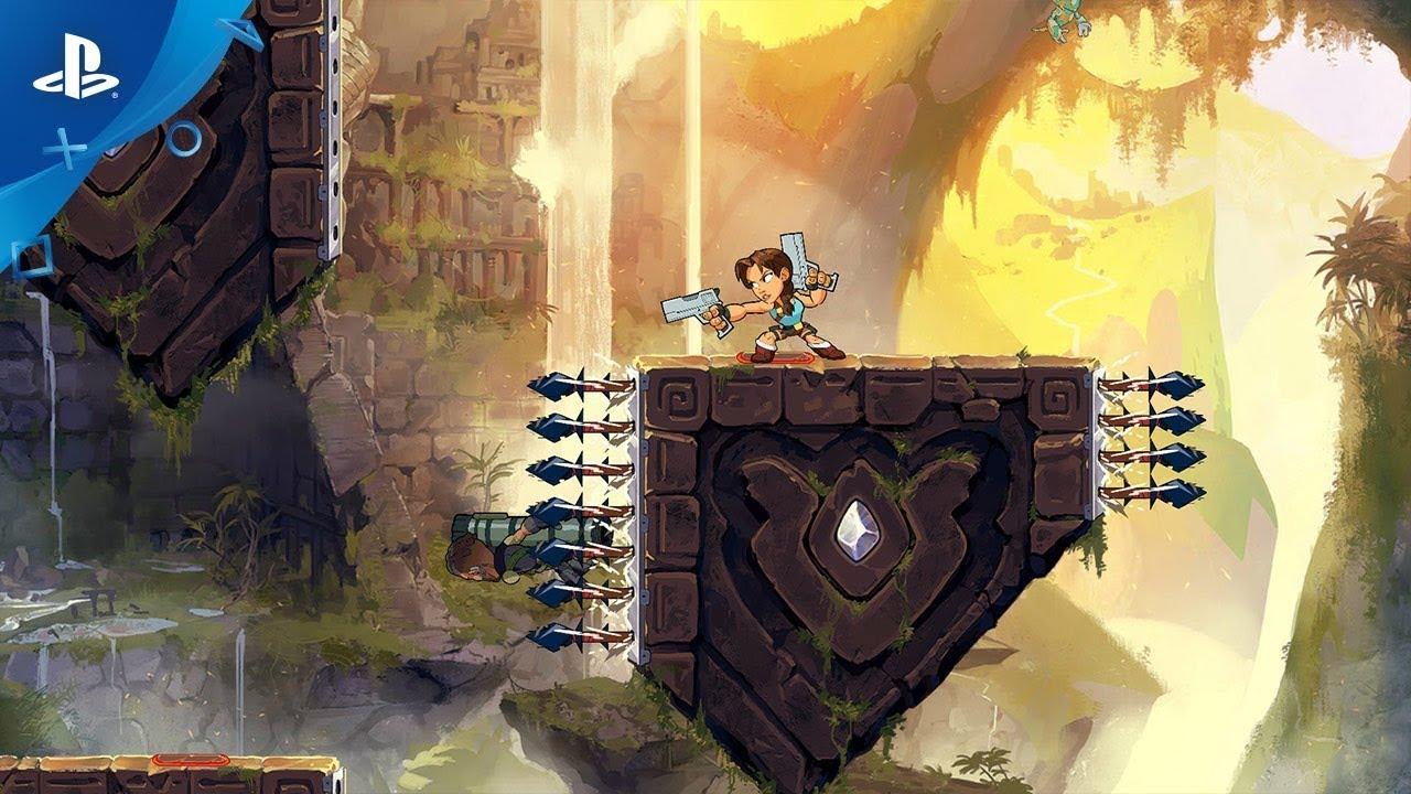 Deusa! Lara Croft retorna aos videogames... em Brawlhalla