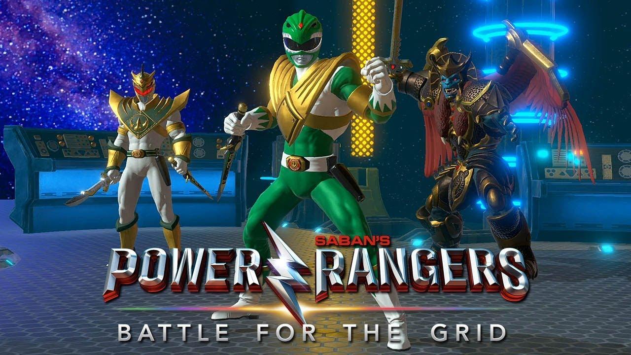 Power Rangers: Battle for the Grid recebe suporte crossplay