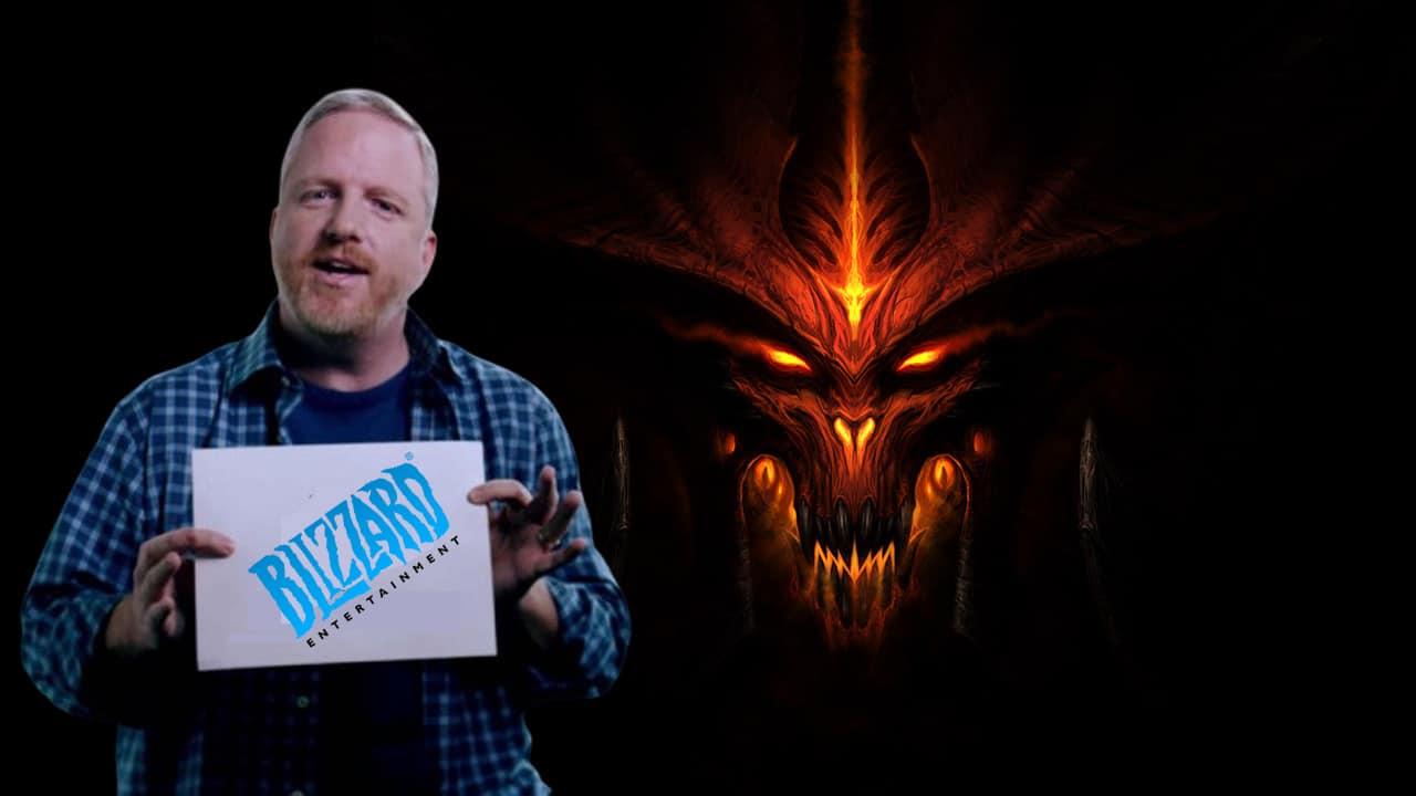 Rod Fergusson, ex-chefe de Gears of War, vai liderar Diablo da Blizzard