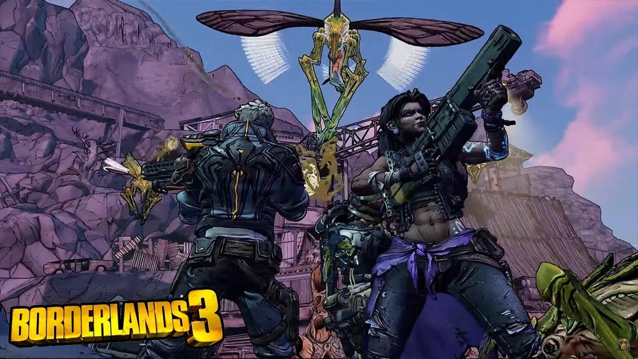 Borderlands 3 alcança 8 milhões de unidades vendidas