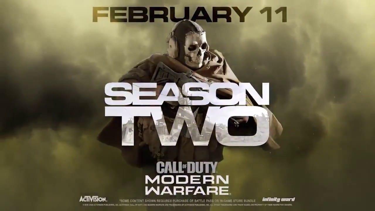 Vazou! Veja o trailer da 2ª Temporada de Call of Duty: Modern Warfare