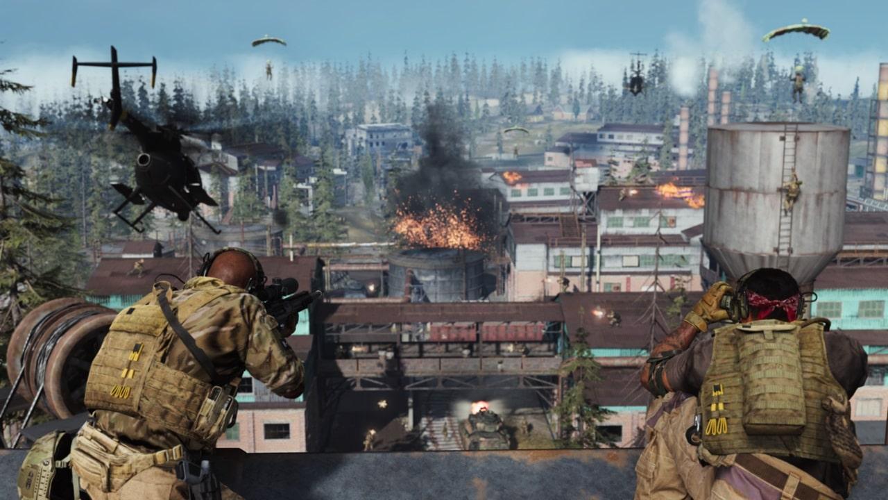 Call of Duty: Modern Warfare: update adiciona novo mapa