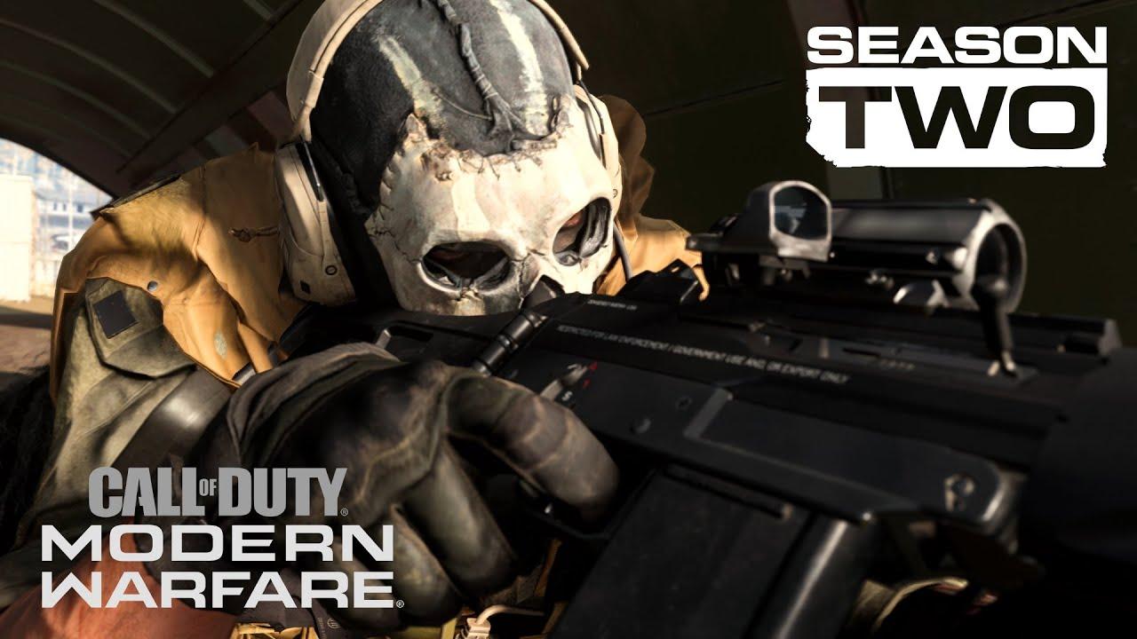 Veja novidades: Call of Duty: Modern Warfare: 2º temporada começa hoje!