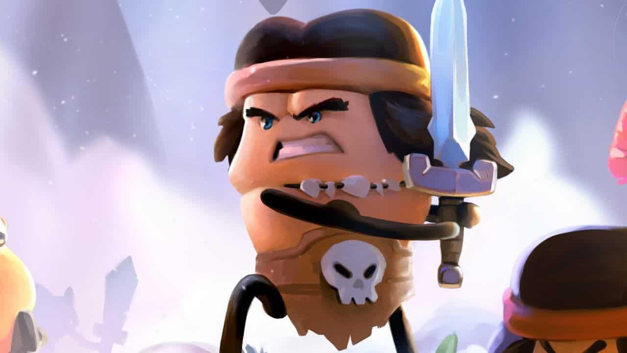 Conan Chop Chop foi adiado para o segundo trimestre de 2020