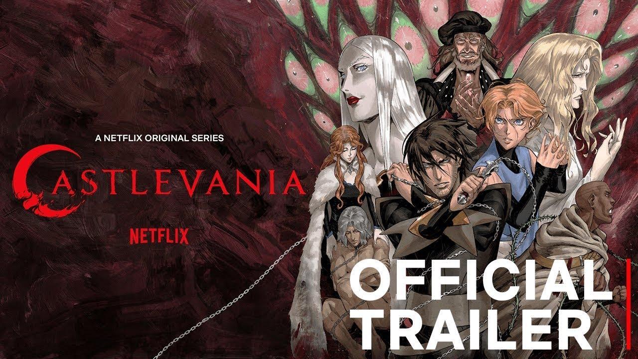 Netflix revela primeiro trailer da 3ª temporada de Castlevania