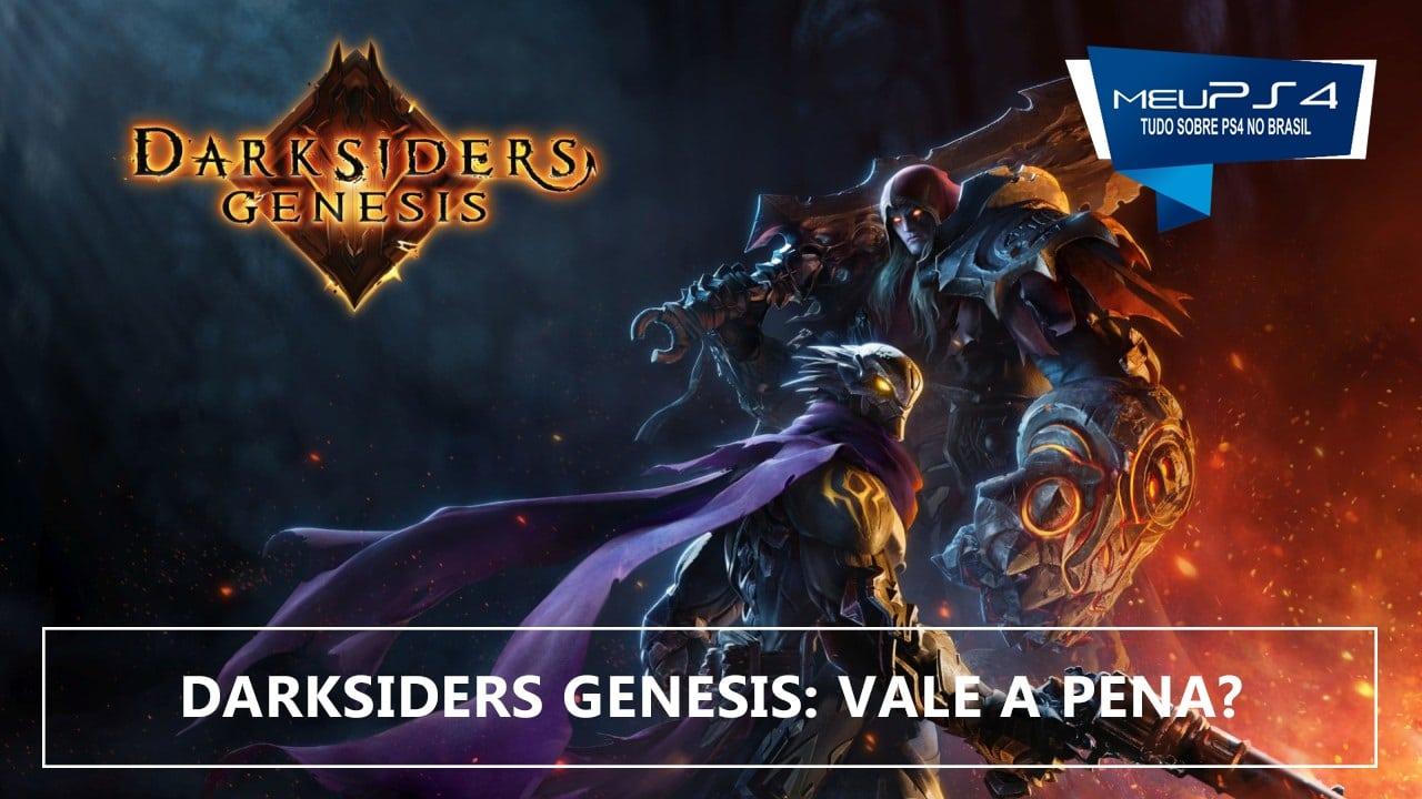 [Vídeo-análise] Darksiders Genesis: Vale a pena?
