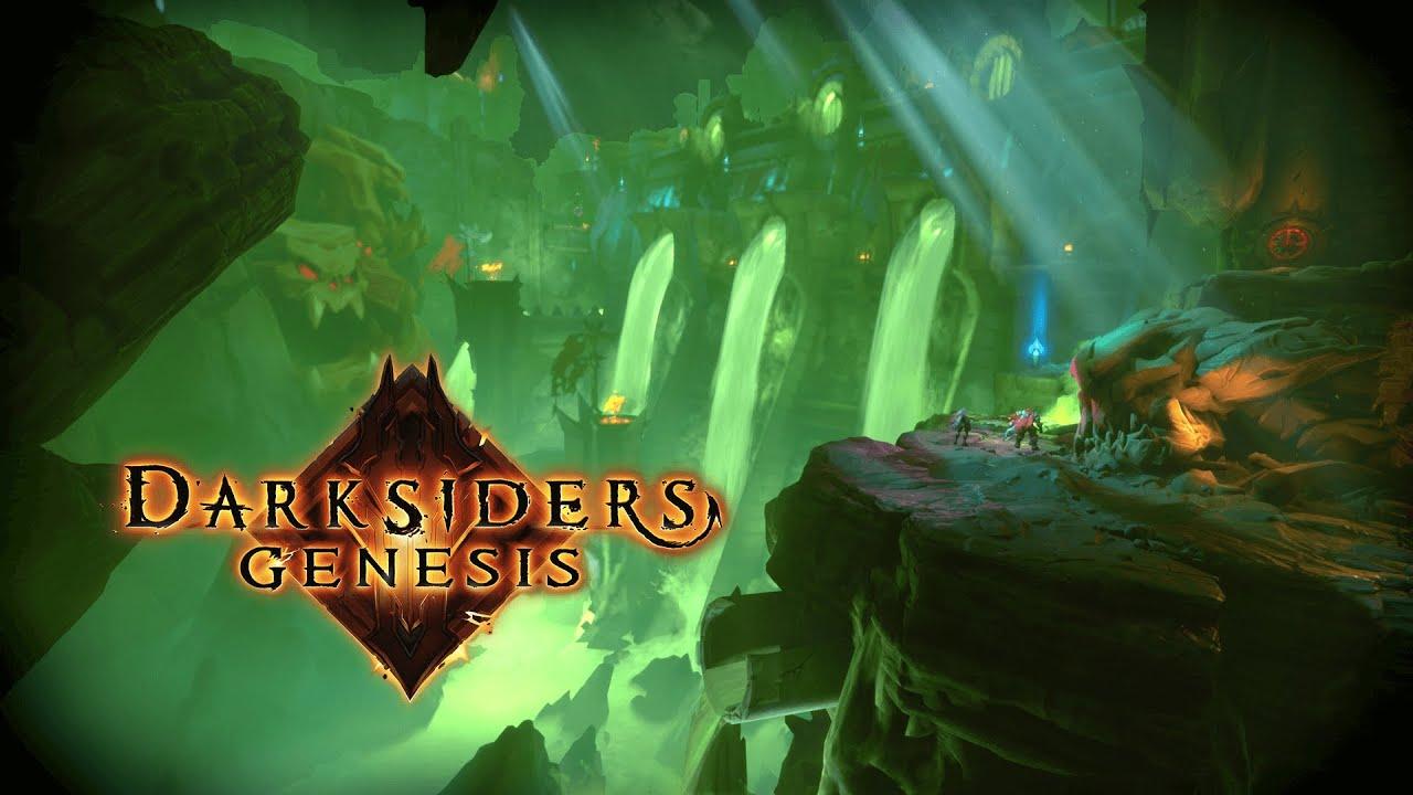 Darksiders Genesis ganha trailer de lançamento