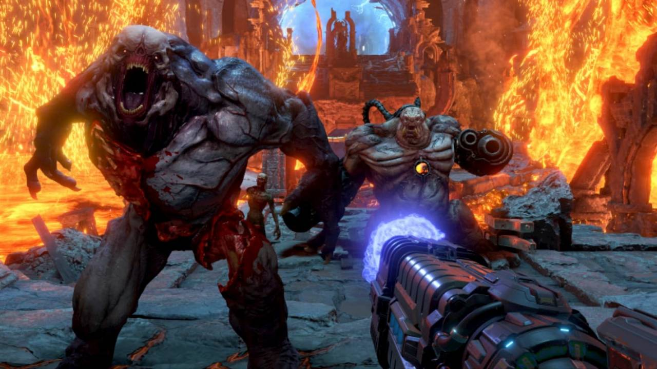 DOOM Eternal: executivo acusa compositor de atrasar trilha sonora