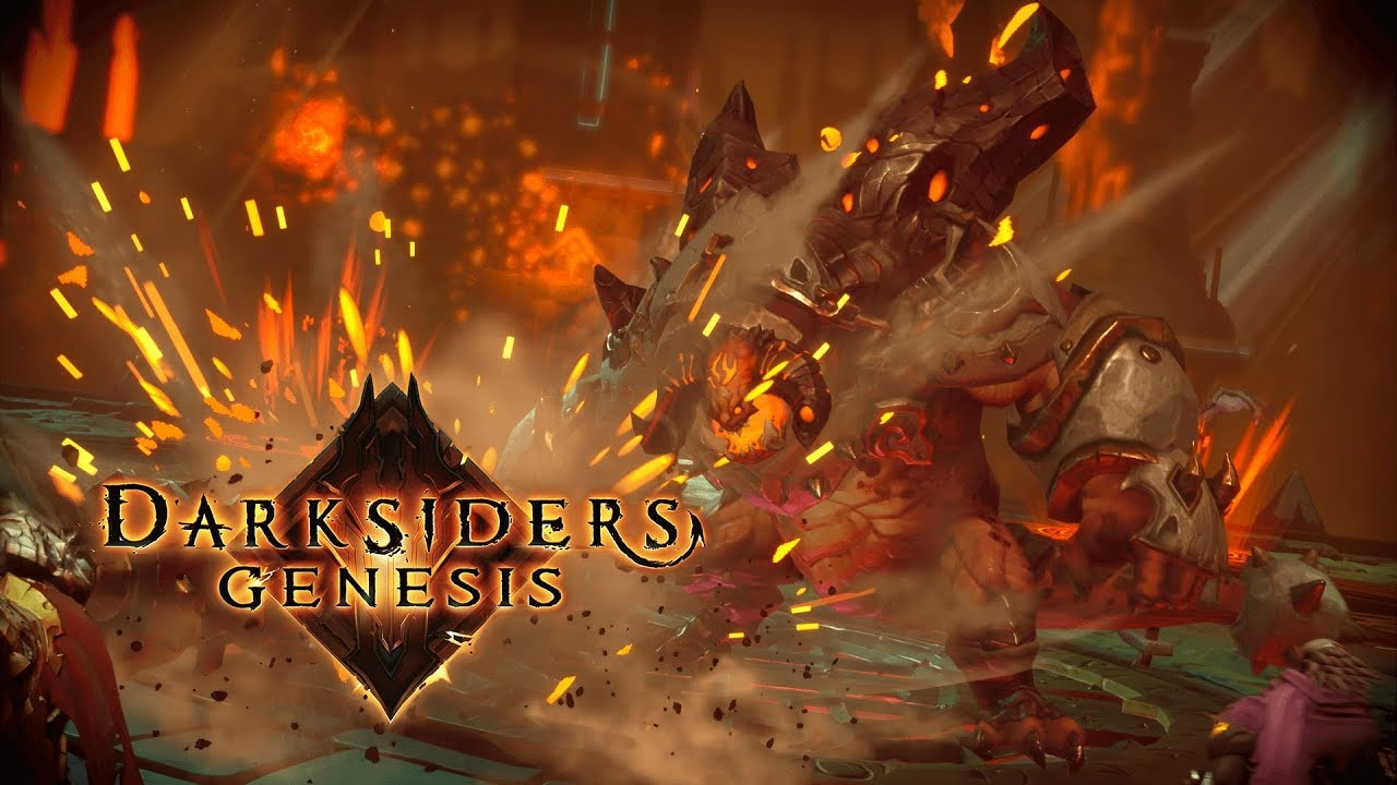 Darksiders Genesis supera expectativas de vendas de publisher