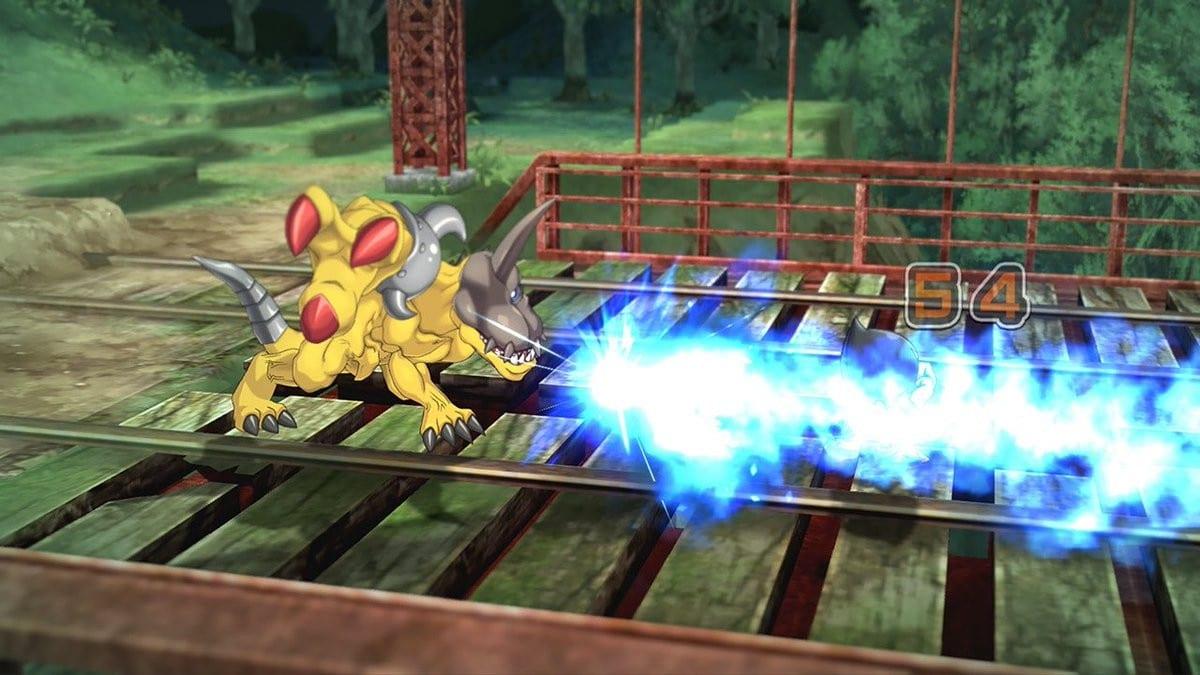 Kaito e Dracumon são os novos personagens de Digimon Survive