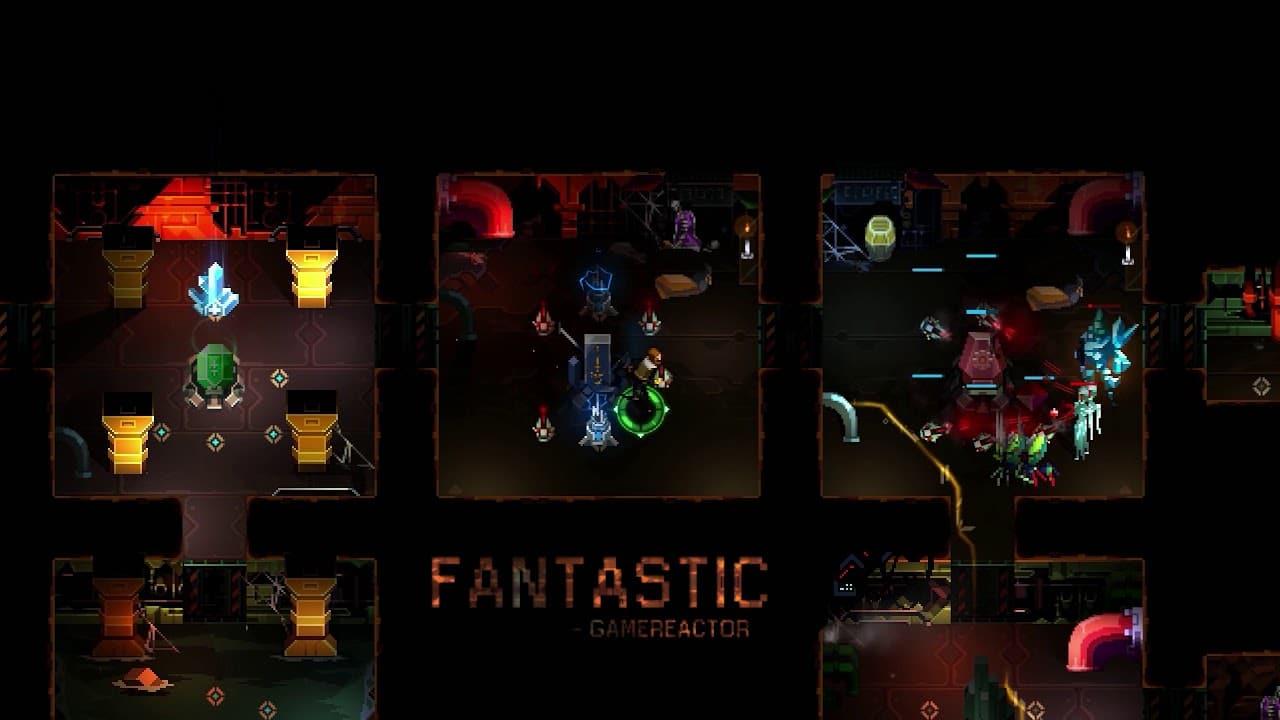 Dungeon of the Endless chegará ao PS4 neste outono