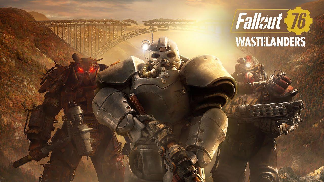 Fallout 76: Bethesda mostra gameplay da expansão Wastelanders
