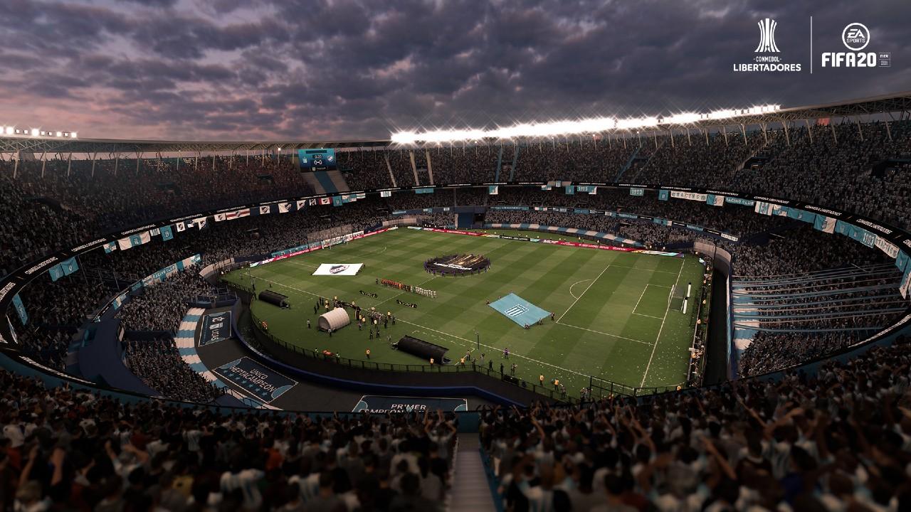 FIFA 20: EA Sports anuncia chegada da Libertadores para o dia 3 de março