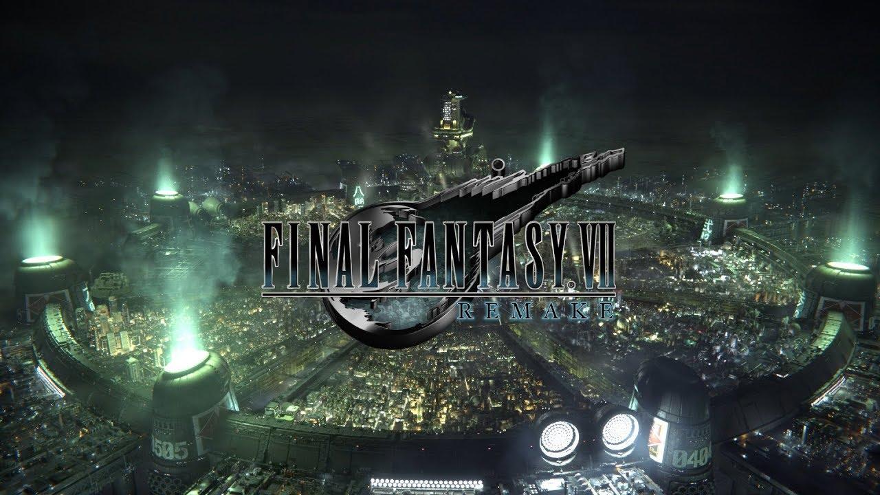 Final Fantasy VII Remake recebe lindo vídeo de abertura