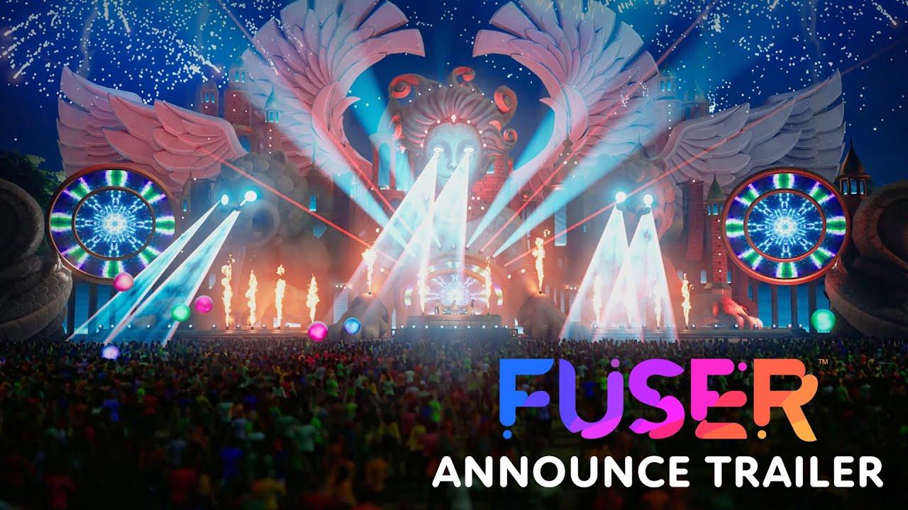 Produtora de Guitar Hero anuncia Fuser, novo game musical
