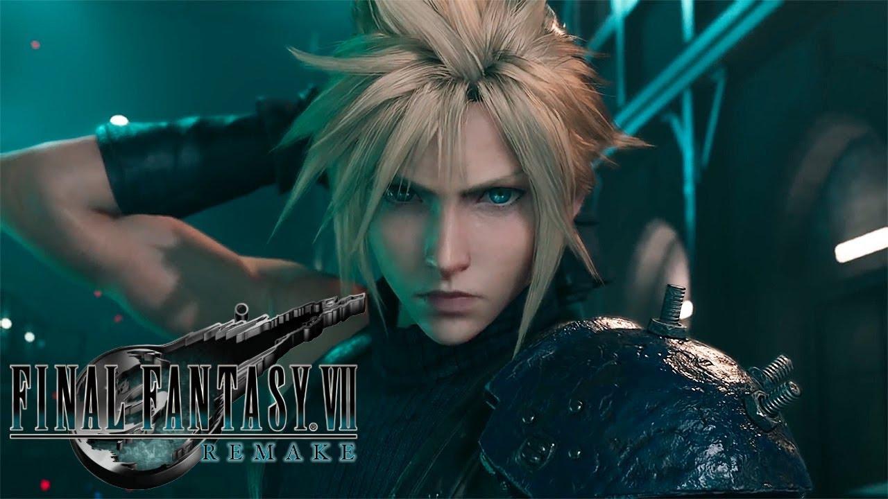 Final Fantasy VII Remake recebe uma série de comerciais de TV no Japão