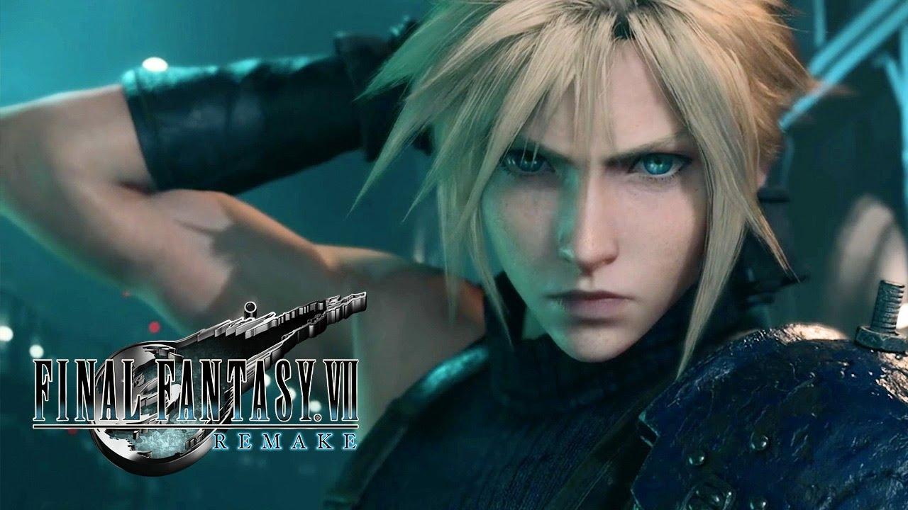 Square Enix libera vídeo com bastidores de Final Fantasy VII Remake