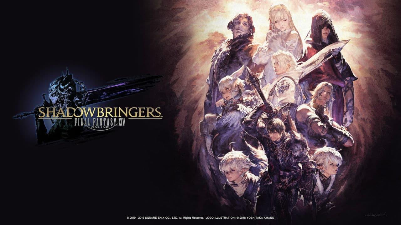 Update de Final Fantasy XIV: Shadowbringers chegará na metade de fevereiro