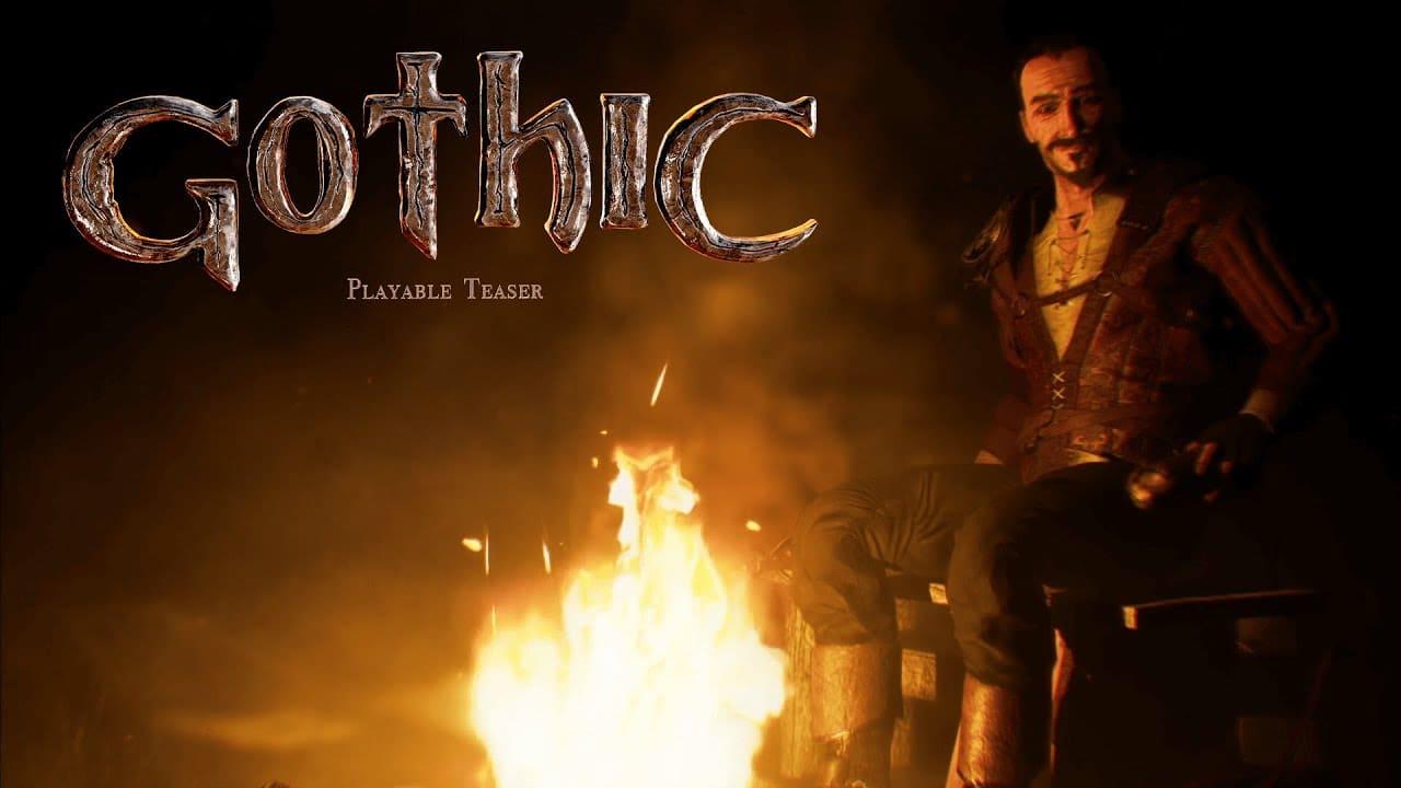 THQ Nordic anuncia remake de Gothic para o PlayStation 5