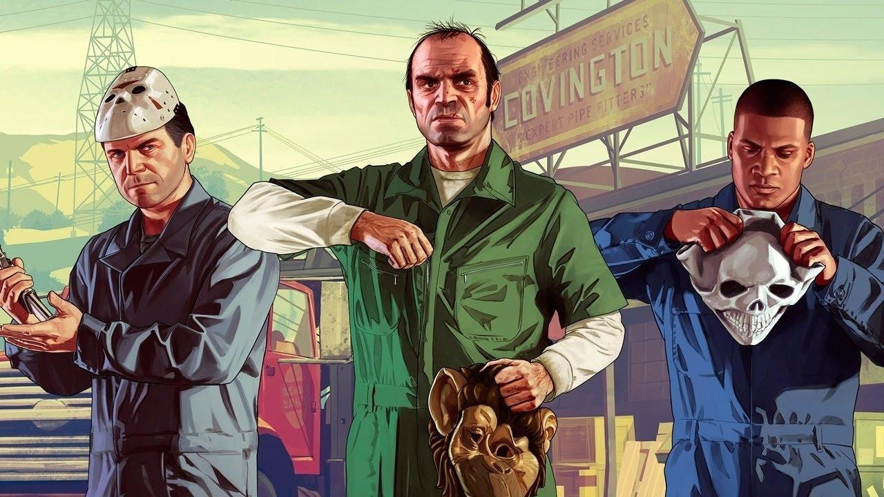 Take-Two está banindo mods de GTA V e jogos antigos da franquia
