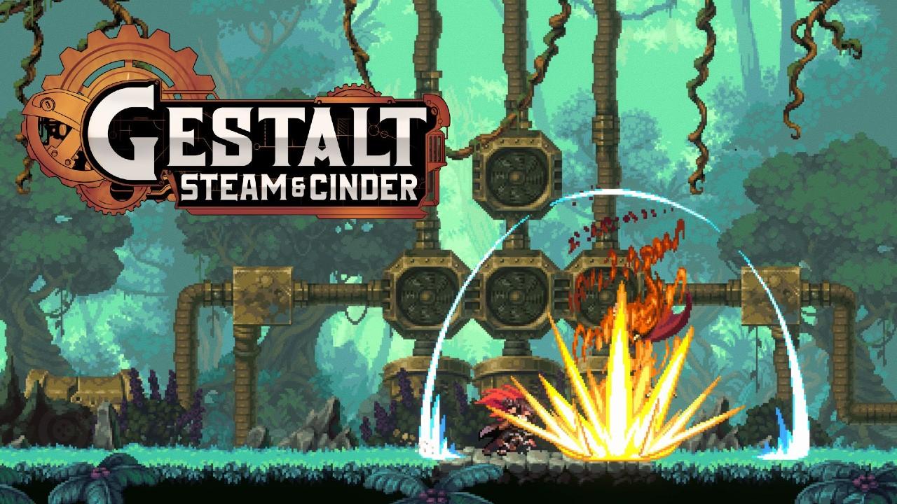 Jogo steampunk de ação, Gestalt: Steam and Cinder chegará ao PS4