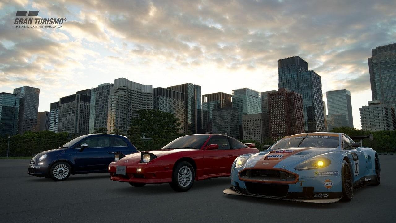 Patch de Gran Turismo Sport trará três carros novos ao jogo