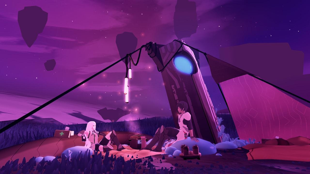 Confira a abertura de Haven, novo jogo dos criadores de Furi
